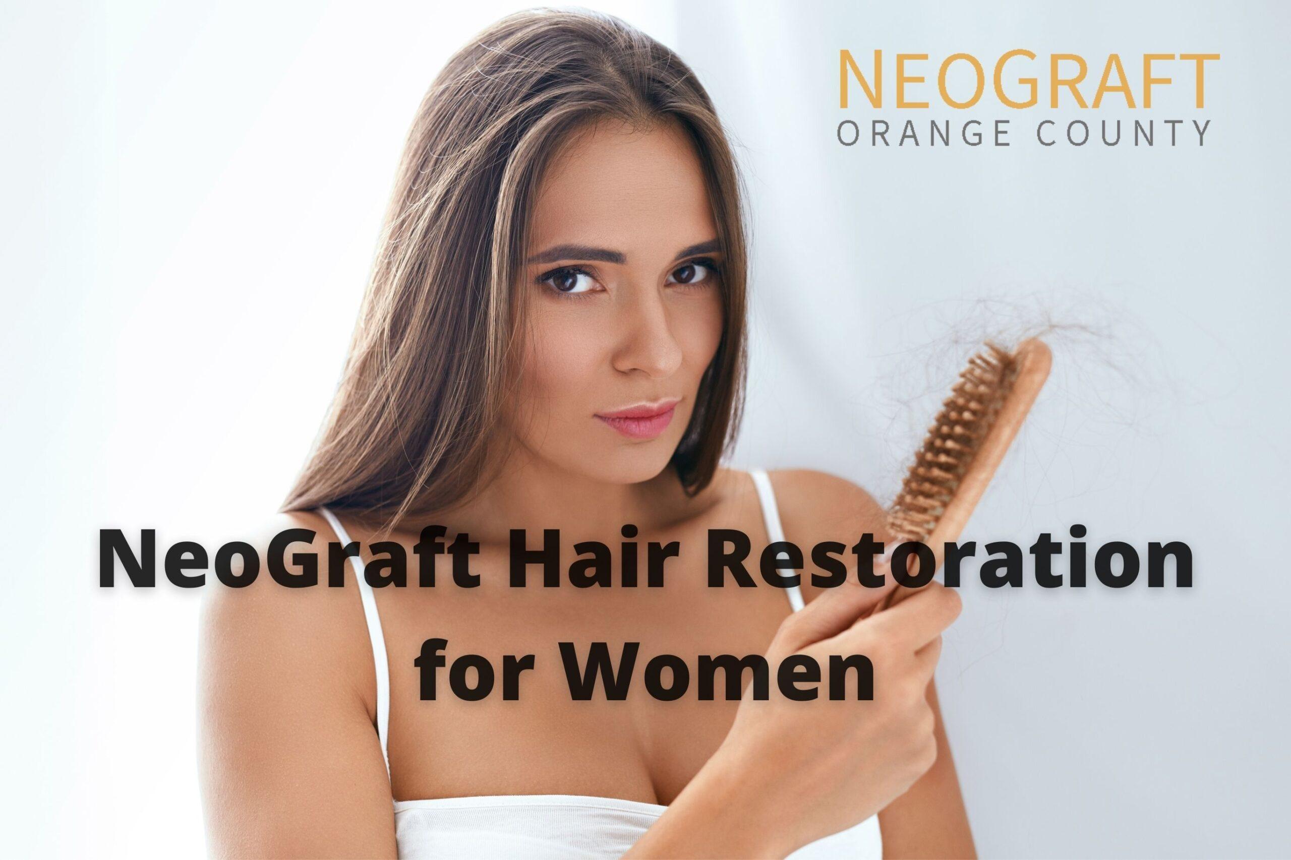 NeoGraft Hair Restoration for Women